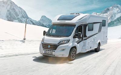 Jak správně zazimovat obytný vůz a karavan?