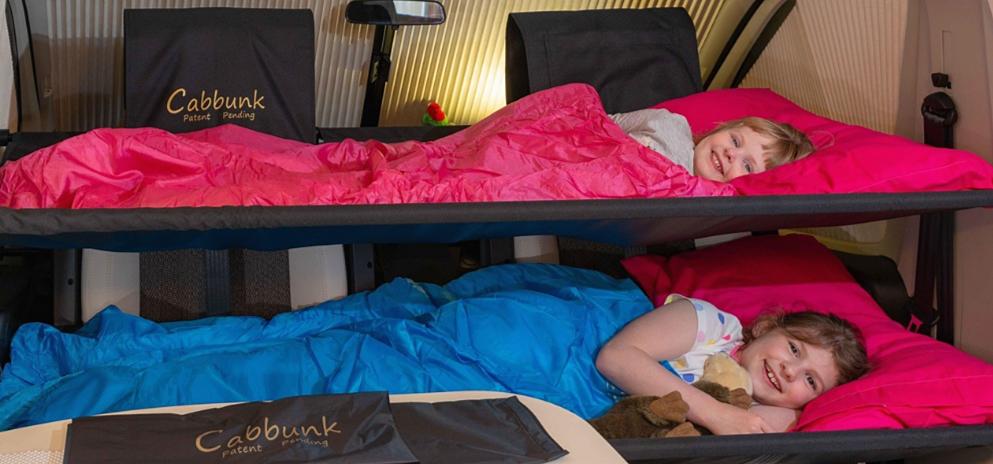 Přídavné postele Cabbunk®