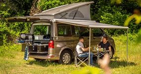 Campingbox jako alternativa k obytné dodávce