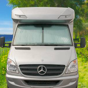 Remifront III, čelní - Mercedes Benz Sprinter (VW Crafter)