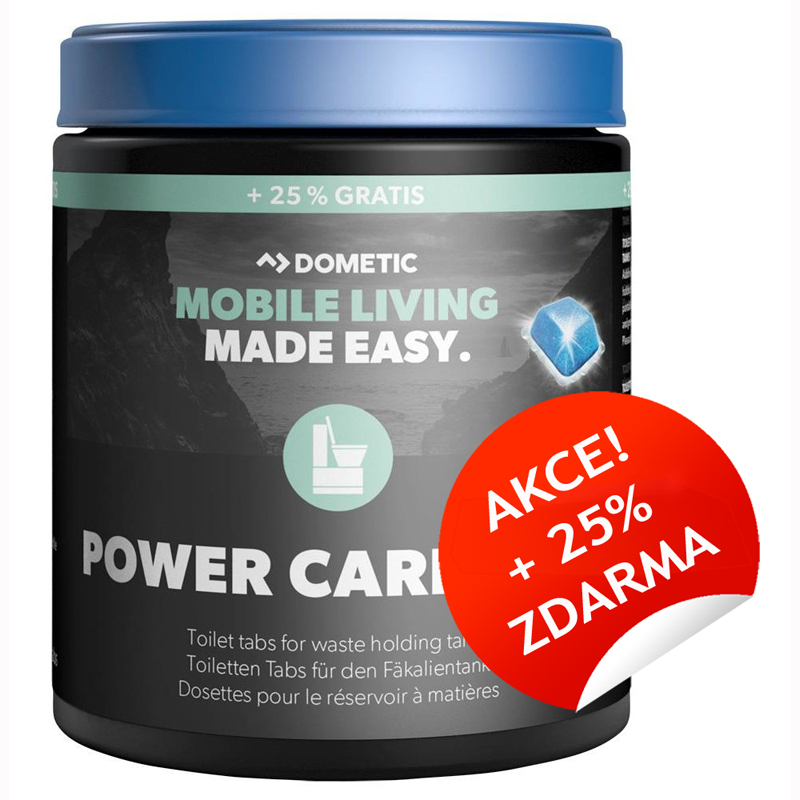 Dometic Power Care tablety 20 ks