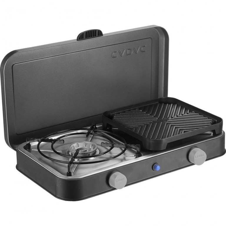Plynový vařič / gril Cadac 2-Cook Deluxe 50 mbar