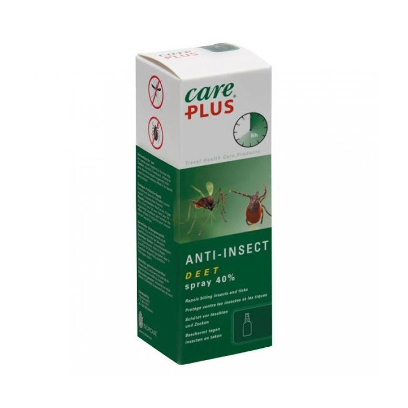 Care Plus® repelent proti hmyzu