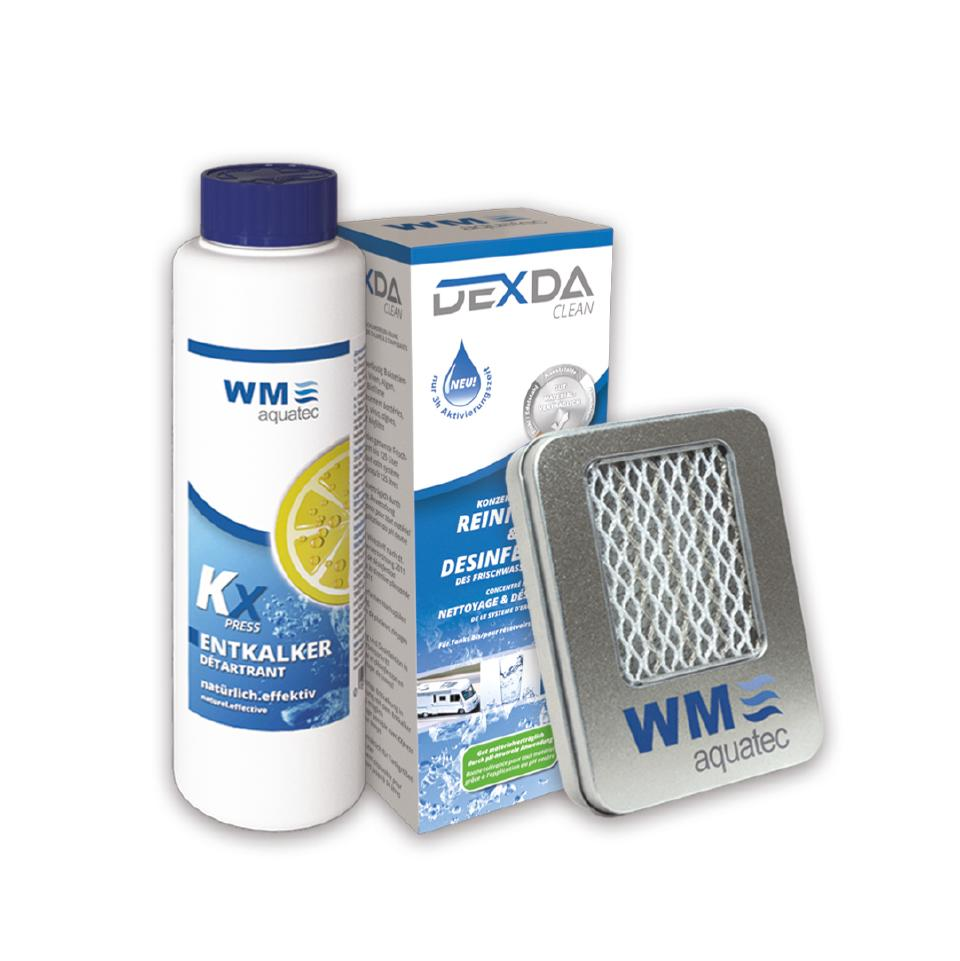 Hygiene Trio Set 50 l