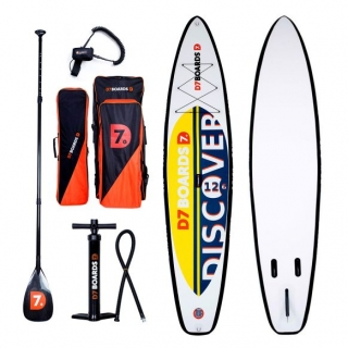 Paddleboard D7 Discover 12,6-32